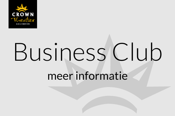 Business Club - Crown Theater Aalsmeer